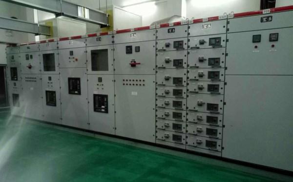 佛山三山项目电力工程