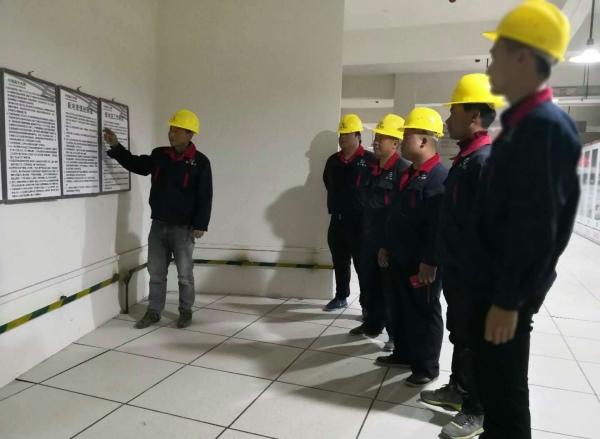 昆明昆海—中学高低压配电工程