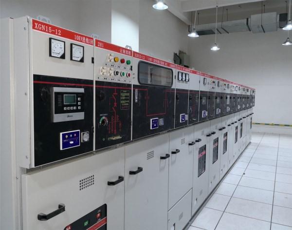 昆明风动新材料科技中心10kV配电工程