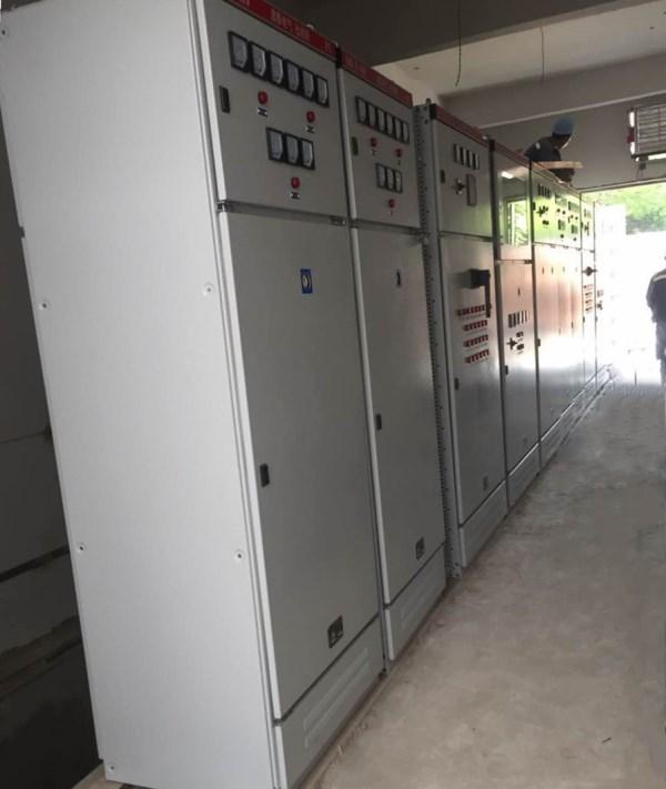 肇庆新城三期高低压配电工程