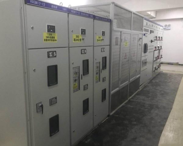 长沙星沙海伦春天二期供电工程